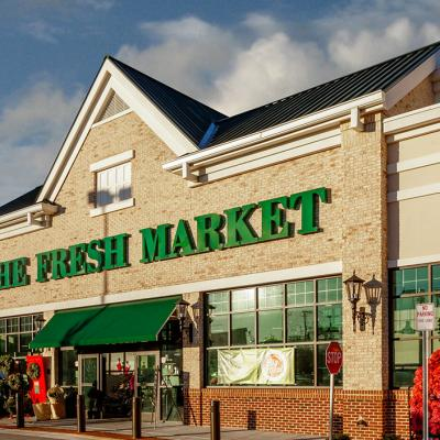 Lynchburg Fresh Market and Petco