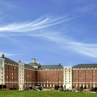 Liberty University Residential Commons I