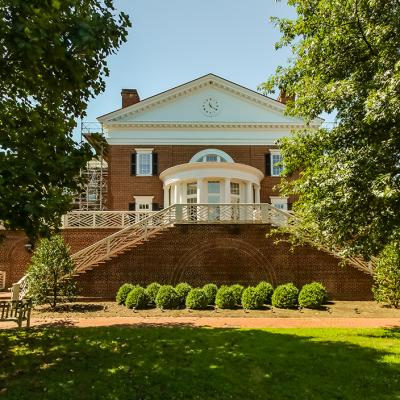 University of Lynchburg Whisnand Terrace Darden